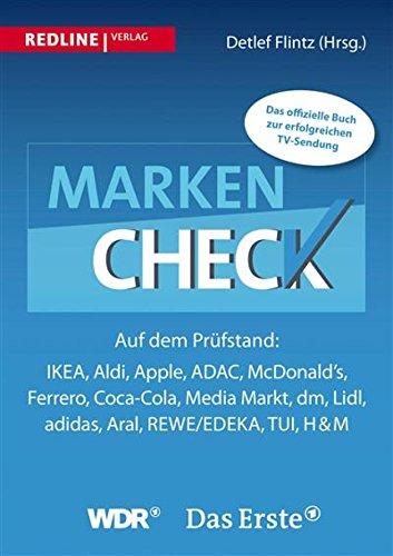 Markencheck: Führende Unternehmen im Test [Kindle-Edition]