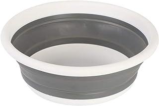 Lavabo pliable Bassin pliable - grande taille Portable bassin en plastique for lavage de voiture Vêtements légumes Lavage ...