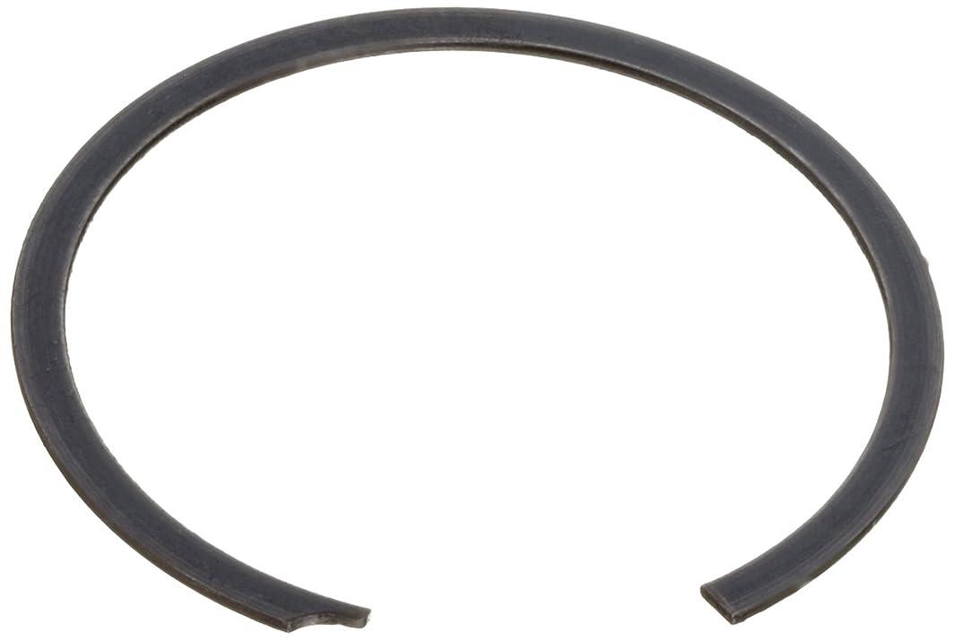 Standard Internal Retaining Ring, Spiral, SAE 1070-1090 Carbon Steel, Plain Finish, 1-3/64