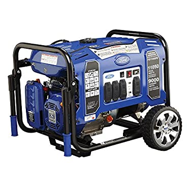 Ford FG11050PE gasoline portable 11050 watt generator with electric start