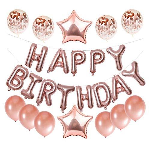 Aohua Happy Eerste Verjaardag Ballonnen Set 1 jaar oude Baby Jongen Meisje Party Decor Handig ontwerp