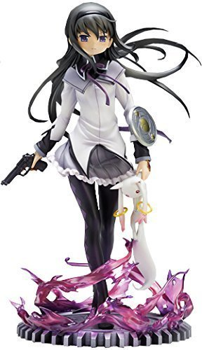 Movie magical girl Madoka magika akemi homura time regression-ver. Figure