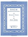 371 Harmonized Chorales and 69 Chorale Melodies With Figured Bass - Piano Solo