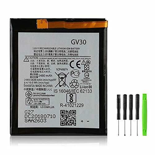 Compatible Battery GV30 XT1650-01 XT1650-03 05 SNN5972A +Tools