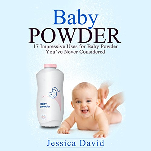 Baby Powder audiobook cover art