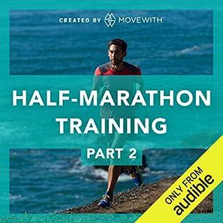 Half Marathon Training Part 2: To the Finish Line audiobook cover art