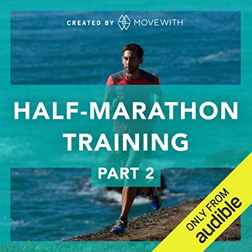 Half Marathon Training Part 2: To the Finish Line audiobook cover art