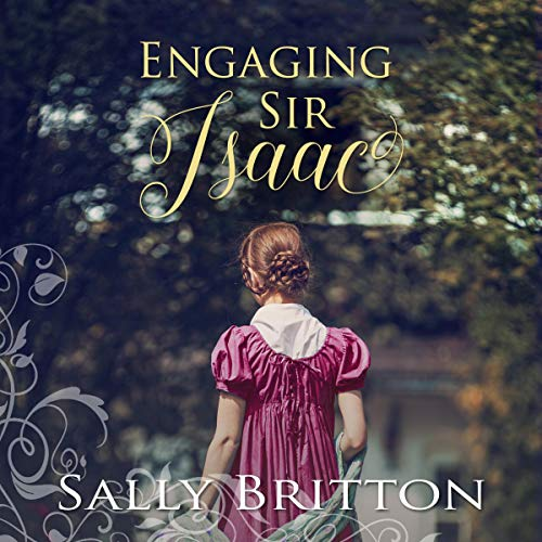 Engaging Sir Isaac cover art