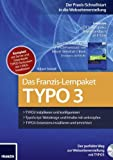 Das Franzis Lernpaket Typo 3 (PC + MAC) - Robert Steindl