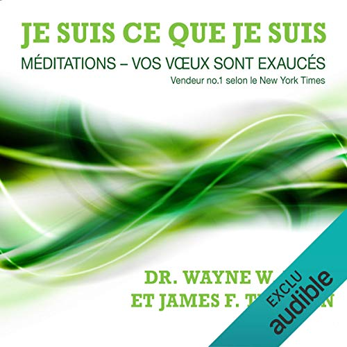 Je suis ce que je suis audiobook cover art