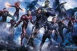 Trends International Marvel Cinematic Universe - Avengers - Endgame - Legendary Wall Poster, 22.375' x 34', Premium Unframed Version