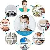 FFP2 & NIOSH Tested Passed, ISI / BIS Approved, DRDO Tested, CE,ISO,GMP FDA Certified N95 washable & Reusable mask IN-BUILT NOSE PIN :In-built invisible metal nose pin which is more durable than ordinary glued pin on outer surface Double melt blown W...