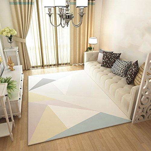 Creative Light Modern Geometric Home Rectangular Carpets Living Room Table Basse Chambre à Coucher Manteaux de Chevet (Taille : 180cm*280cm)