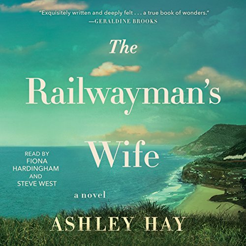 The Railwayman's Wife audiobook cover art
