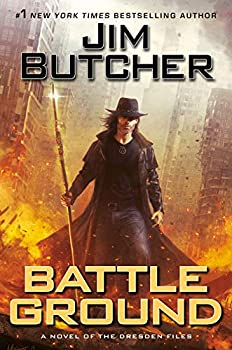 Battle Ground by Jim Butcher science fiction and fantasy book and audiobook reviews