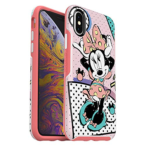 OtterBox Symmetry Series Disney Totally Disney Case for iPhone Xs & iPhone X RAD Minnie