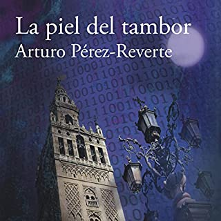 La piel del tambor [Drum Skin] audiobook cover art