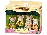 Sylvanian Families - 4387 - Familia Perro Chihuahua