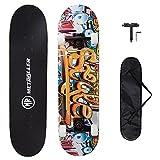METROLLER Skateboards,31 x 8 Complete...