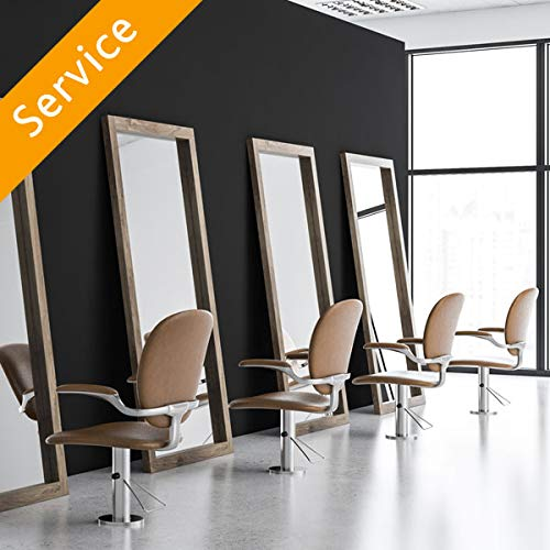 Salon Chair Assembly