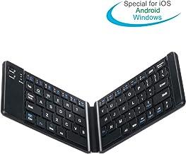 Mejor Foldable Wireless Keyboard de 2021 - Mejor valorados y revisados