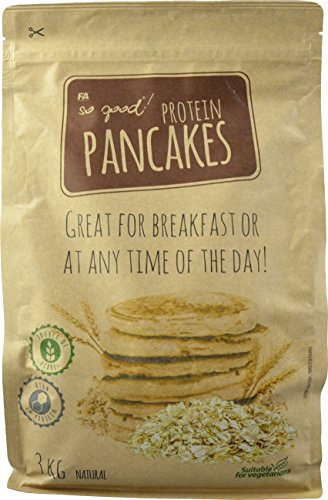 FA So good Pancake with Cottage Cheese 3kg Natural bolsa