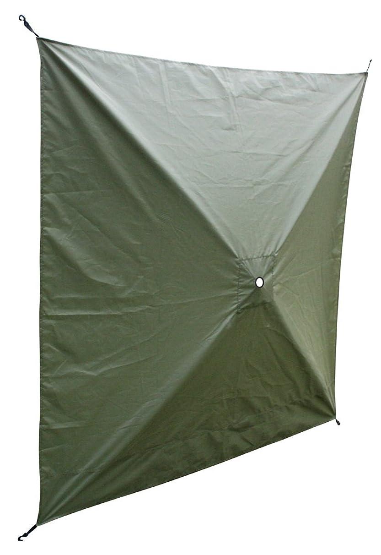 Quick Set 9294 Screen Hub Wind Panels, Tear-Resistant Durable Panels Fire-Retardant Screened Window Sun Rain Wind Protection (3 Pack), Green