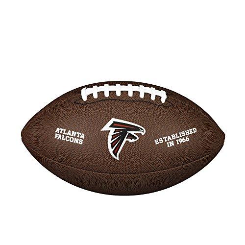 Wilson NFL Team Logo Composite Fußball, Atlanta Falcons, Official