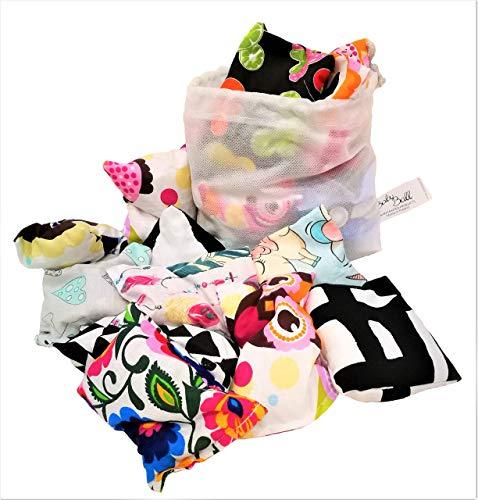 BabyBall / Sensorische Beutel 20 Stück, Farbe, Krankengymnastik, Gymnastik, Haltungsübung / Handmade / für Kinder