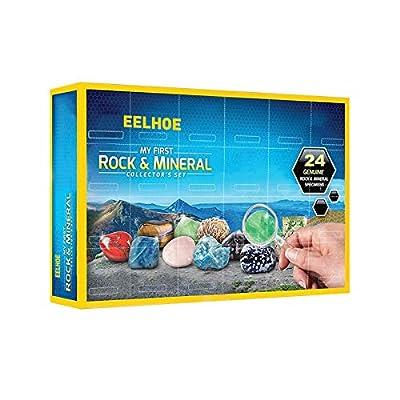 Rocks Storage Gift Box, Educational Toys,Includ...