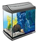 Tetra AquaArt Kit Aquarium Complet avec éclairage LED pour crevettes 30 l