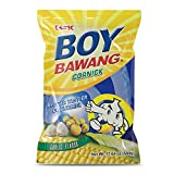 Boy Bawang Cornick, Garlic - Crispy Tasty & Gluten-Free Corn Nuts 17.6oz (500g)