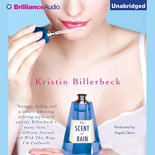 The Scent of Rain audiobook cover art