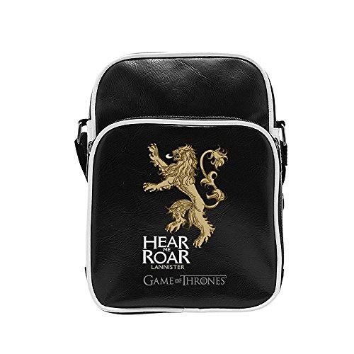Game of Thrones - Schultertasche - Messenger Tasche - Lannister Wappen - Logo
