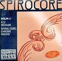CUERDA VIOLIN - Thomastik (Spirocore/S12) (Metal/Cromo) 3ェ Medium Violin 4/4