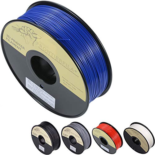 ABS azul 1kg 1.75mm - Filamento para impresora 3D - FrontierFila