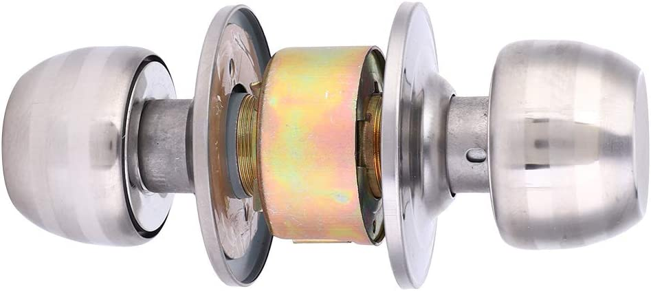 Stainless Door Philadelphia Mall Lock Copper Keyhole Cylinder Max 43% OFF Material Steel
