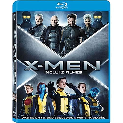 Duplo - X-Men - Dias De Um Futuro Esquecido + Primeira Classe