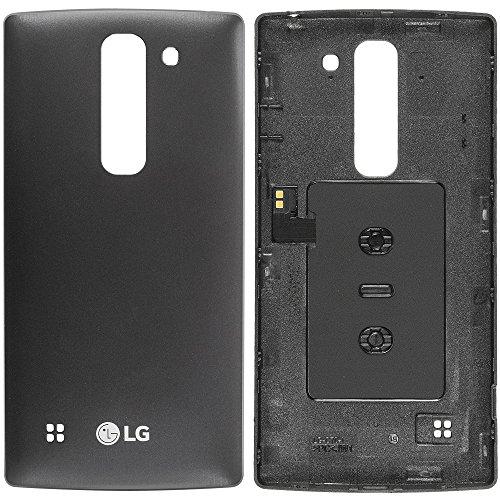 AGI Original Akkufachdeckel mit NFC Black für LG C70 Spirit 4G Original