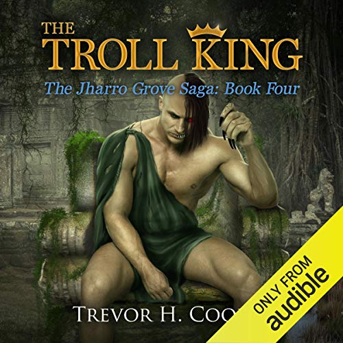 The Troll King cover art