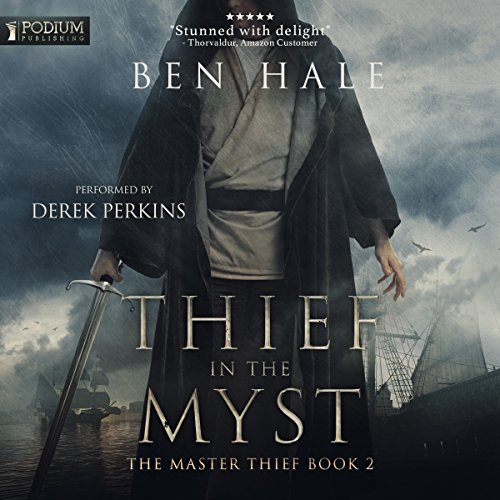 Thief in the Myst cover art