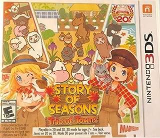 Best story of seasons games Reviews