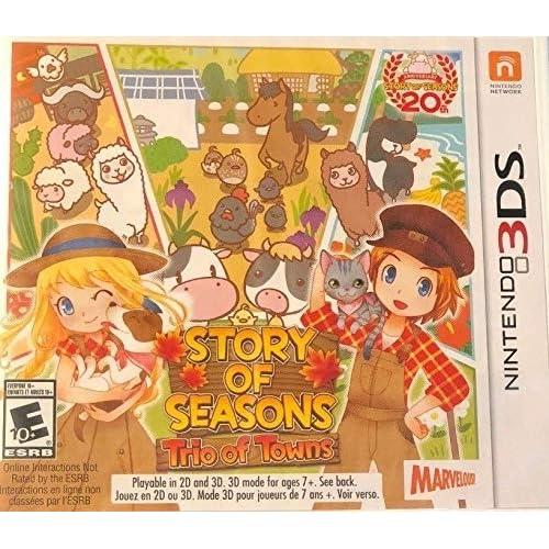 Harvest Moon Games: Amazon com