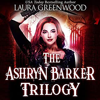 The Ashryn Barker Trilogy cover art
