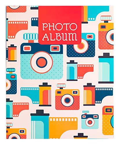 Erik - Album Photo Appareils Photo Vintages - 48 pochettes - 13 x 20 cm