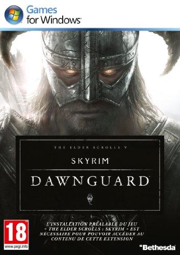The Elder Scrolls V : Skyrim - Dawnguard (extension online, clé d'activation seule)