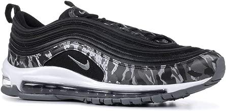 Nike Women's WMNS Air Max 97 PRM, Black/Cool Grey-Black