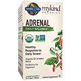 Best Adrenal Supports - Garden of Life mykind Organics Adrenal Daily Balance Review