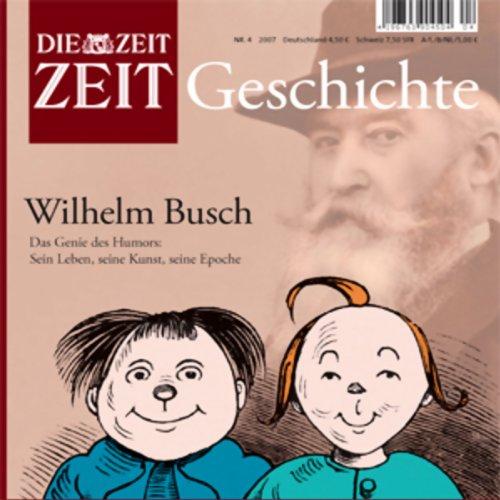 Wilhelm Busch (ZEIT Geschichte) audiobook cover art
