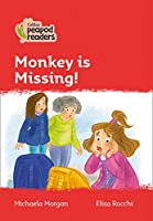 Level 5 - Monkey is Missing! (Collins Peapod Readers)